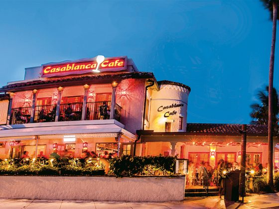 Photography: Casablanca Cafe.