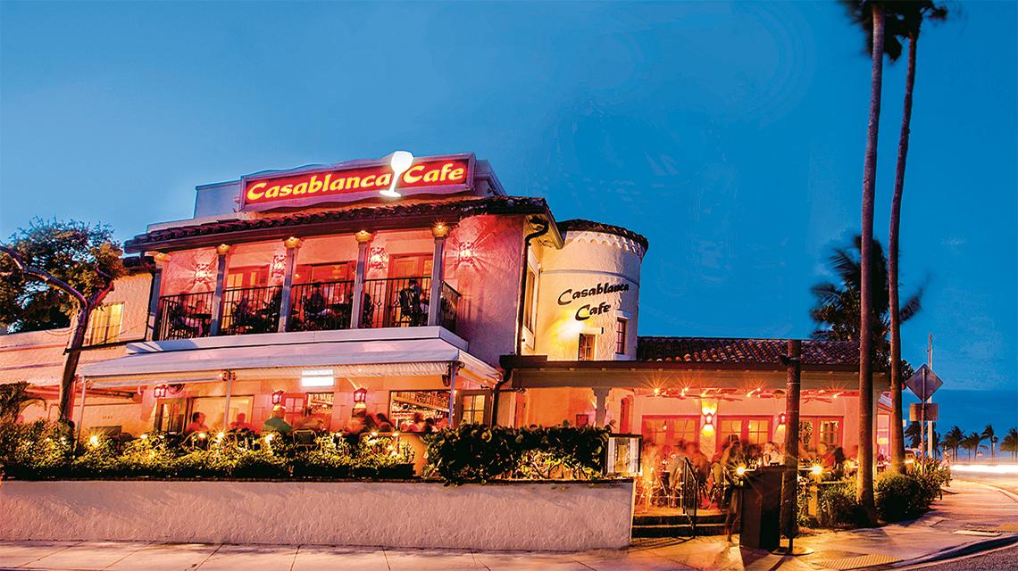 Photography: Casablanca Cafe.