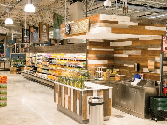 Photography: Whole Foods Market.