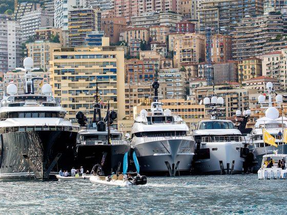 Informa's Monaco Yacht Show.