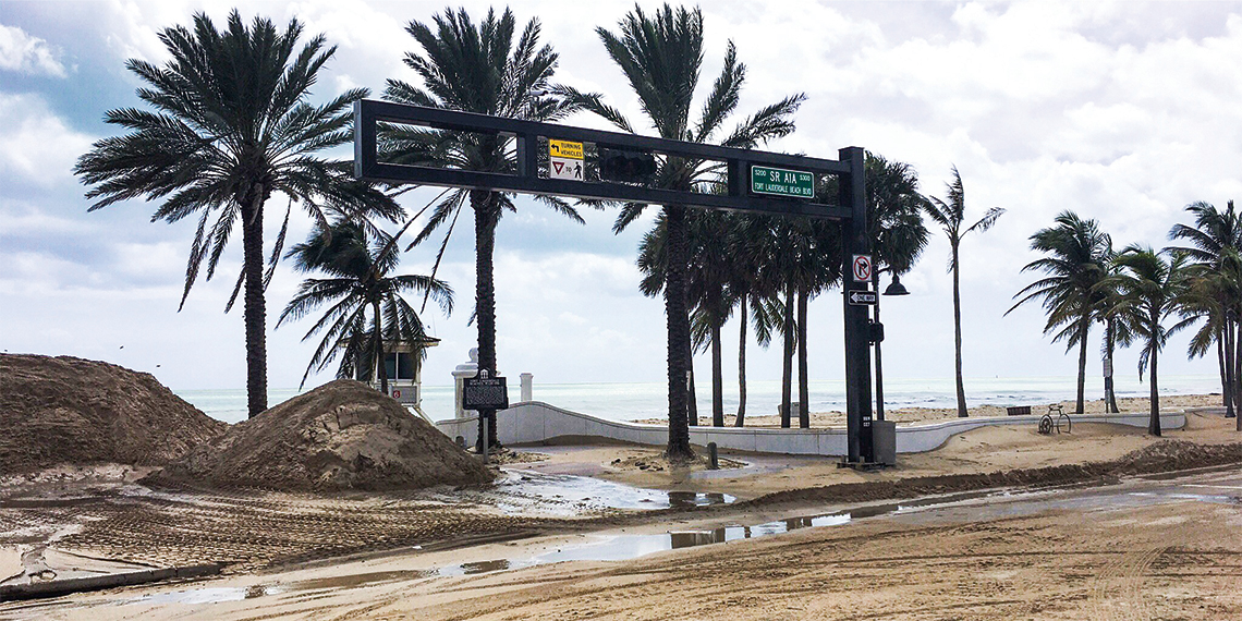 "Instagram: @jeep4x4commander ""All the hustle & bustle replaced with an eerie feeling."""