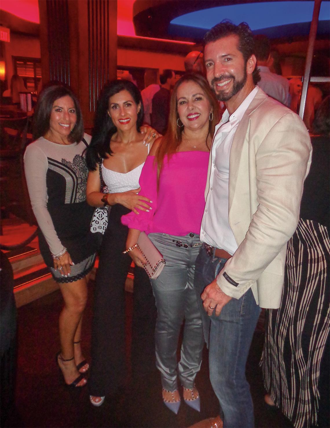 Haley Russell, Itzamar Herrera Venegas, Sara Slatkoff and Renato M. Silva.