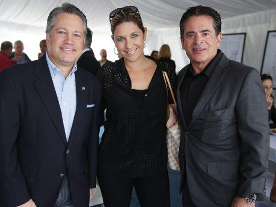 Chip Lamarca, Lisa Kaufman, & Michael Kaufman