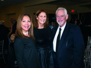 Giuliana Hirshon, Gloria and Anthony Jacaruso.