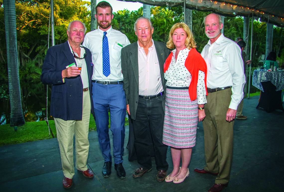 David Hendry, Miles Nolting, William Spruance, Alison Nolting and Mark Nolting.