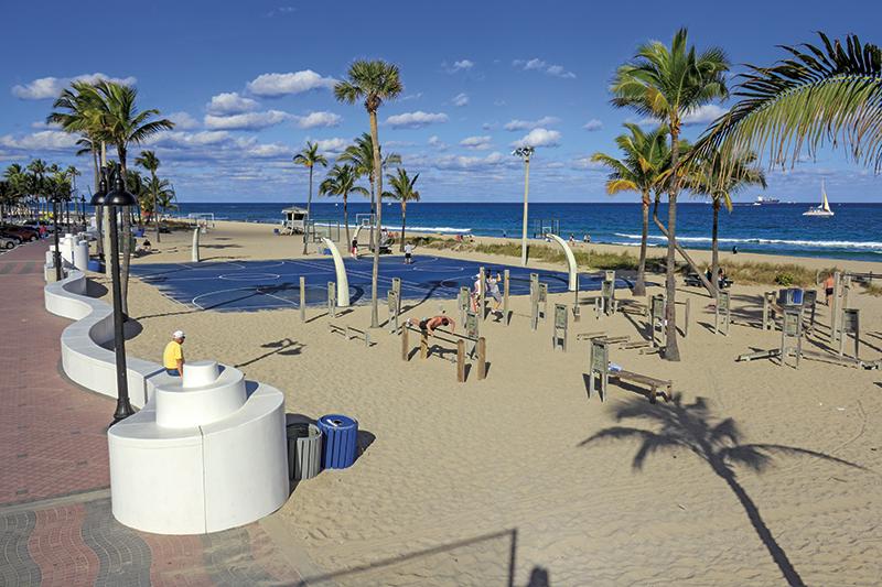 Fort Lauderdale Beach Park. <em>Photography: Shutterstock / Serenethos.</em>