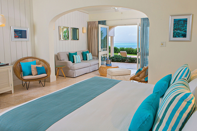 The Cove Suites. Photography: Blue Waters Resort & Spa.